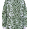 Green Roses Soft Sweater