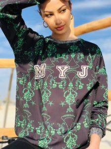 Royal Green Soft Sweater